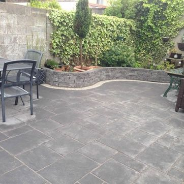 Example Patio Area